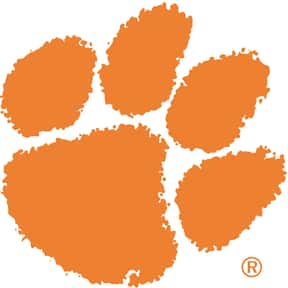 Clemson University is listed (or ranked) 2 on the list All ACC Schools