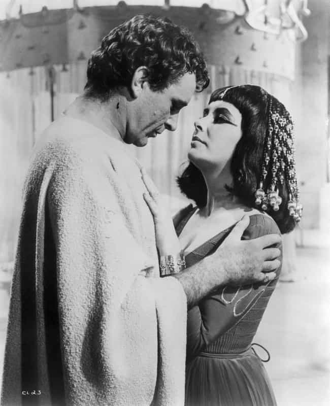 Cleopatra is listed (or ranked) 1 on the list 14 Old Hollywood Movies Where the Stars Totally Hooked Up IRL