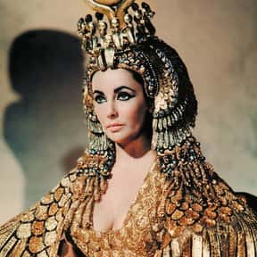 Cleopatra is listed (or ranked) 13 on the list The Best Sword and Sandal Films Ever Made