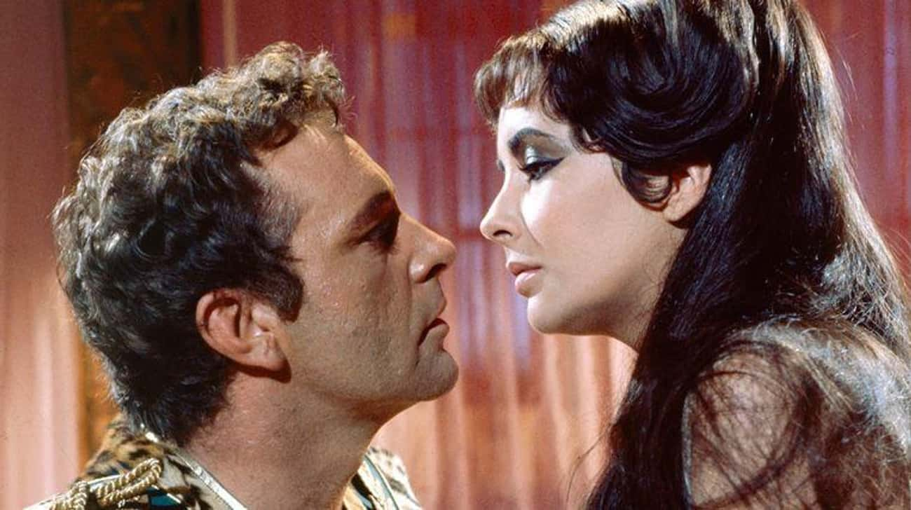 Cleopatra: Richard Burton & El is listed (or ranked) 1 on the list 17 Movies That Totally Shattered Celebrity Marriages