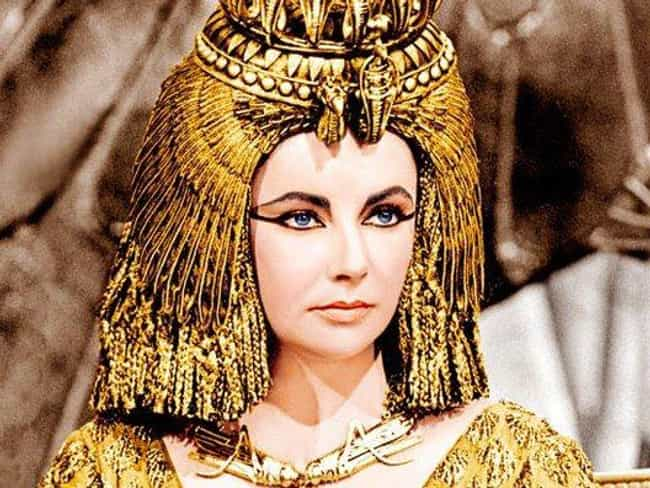 Cleopatra is listed (or ranked) 1 on the list Historical Figures Who Are Consistently Misrepresented In Pop Culture