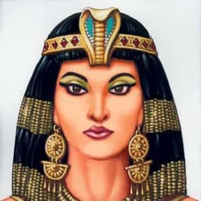 Cleopatra is listed (or ranked) 2 on the list Famous People From Egypt