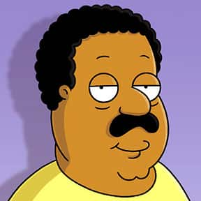Cleveland Brown is listed (or ranked) 6 on the list The Best Family Guy Characters of All Time