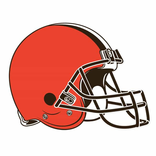 Cleveland Browns is listed (or ranked) 2 on the list What Are the Worst Sports Franchises of All Time?