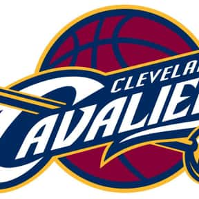 Cleveland Cavaliers is listed (or ranked) 24 on the list The Coolest Basketball Team Logos