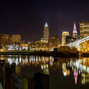 Cleveland is listed (or ranked) 12 on the list The Best US Cities for Drinking