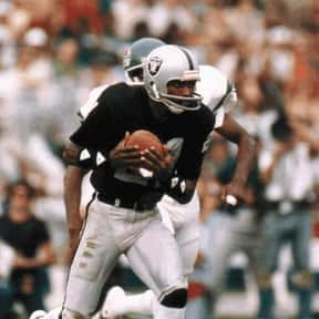 Cliff Branch is listed (or ranked) 3 on the list The Best Oakland Raiders Of All Time
