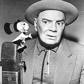 Cliff Edwards is listed (or ranked) 8 on the list Full Cast of Gone With The Wind Actors/Actresses