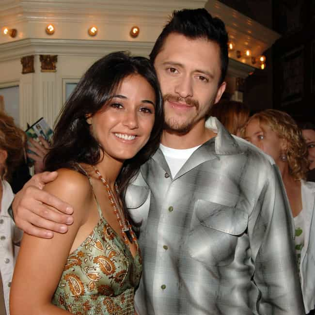 Clifton Collins, Jr. is listed (or ranked) 2 on the list Emmanuelle Chriqui Loves and Hookups
