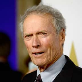 Clint Eastwood is listed (or ranked) 12 on the list The Greatest Entertainers of All Time