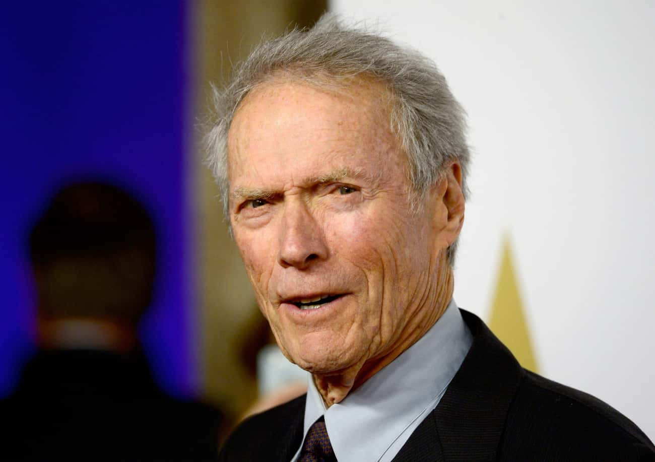 Clint Eastwood is listed (or ranked) 1 on the list Famous People Born in 1906