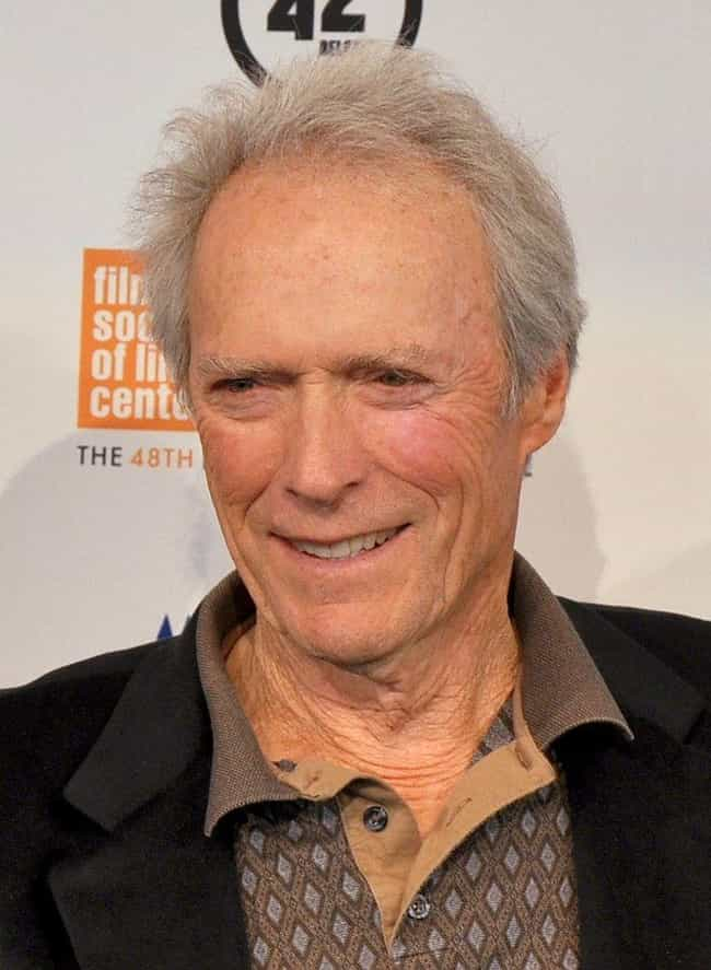 Clint Eastwood is listed (or ranked) 4 on the list 20 Celebrities with at Least 4 Kids