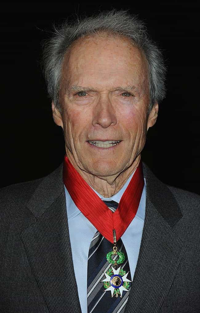 Clint Eastwood is listed (or ranked) 4 on the list Famous People Who Have Been Knighted