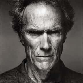 Clint Eastwood is listed (or ranked) 10 on the list The Greatest Actors & Actresses in Entertainment History