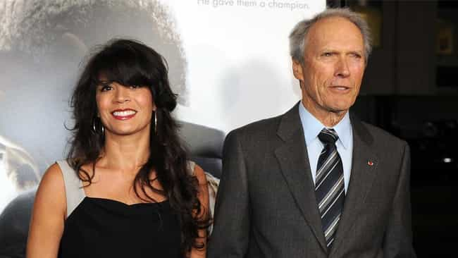 Clint Eastwood is listed (or ranked) 1 on the list Famous White Men Who Married Latina Women