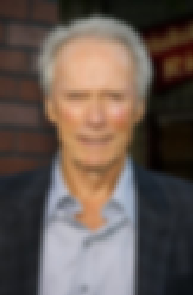 Clint Eastwood is listed (or ranked) 7 on the list 41 Celebrities Who Play Piano