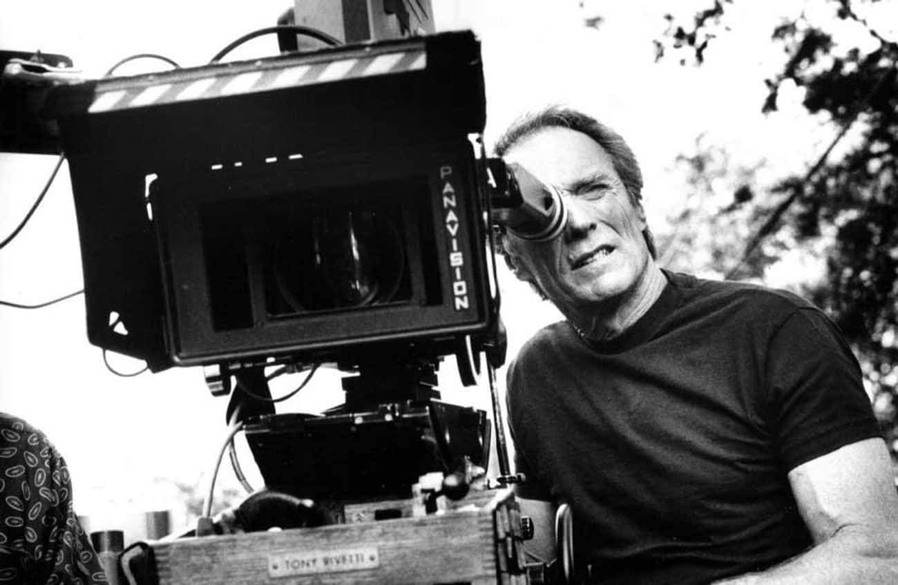 Clint Eastwood is listed (or ranked) 1 on the list The Most Iconoclastic Directors in Film History