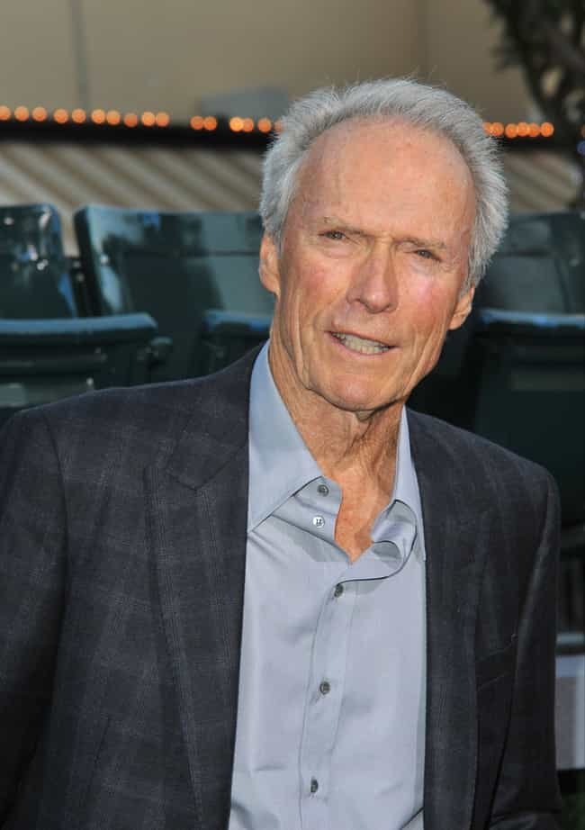 Clint Eastwood is listed (or ranked) 4 on the list 31 Celebrities Who Have Saved the Lives of Regular People