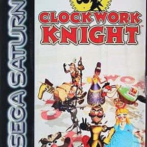Clockwork Knight is listed (or ranked) 15 on the list List of Sega Platform Games