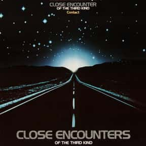 Close Encounters of the Third  is listed (or ranked) 20 on the list The Best Space Movies