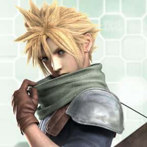 Cloud Strife is listed (or ranked) 24 on the list The Most Hardcore Video Game Heroes of All Time