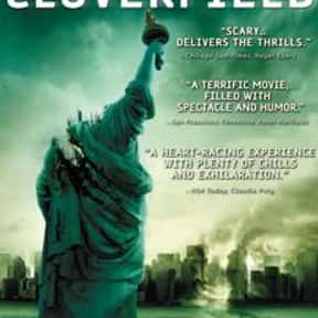 Cloverfield is listed (or ranked) 7 on the list The Most Horrifying Found-Footage Movies