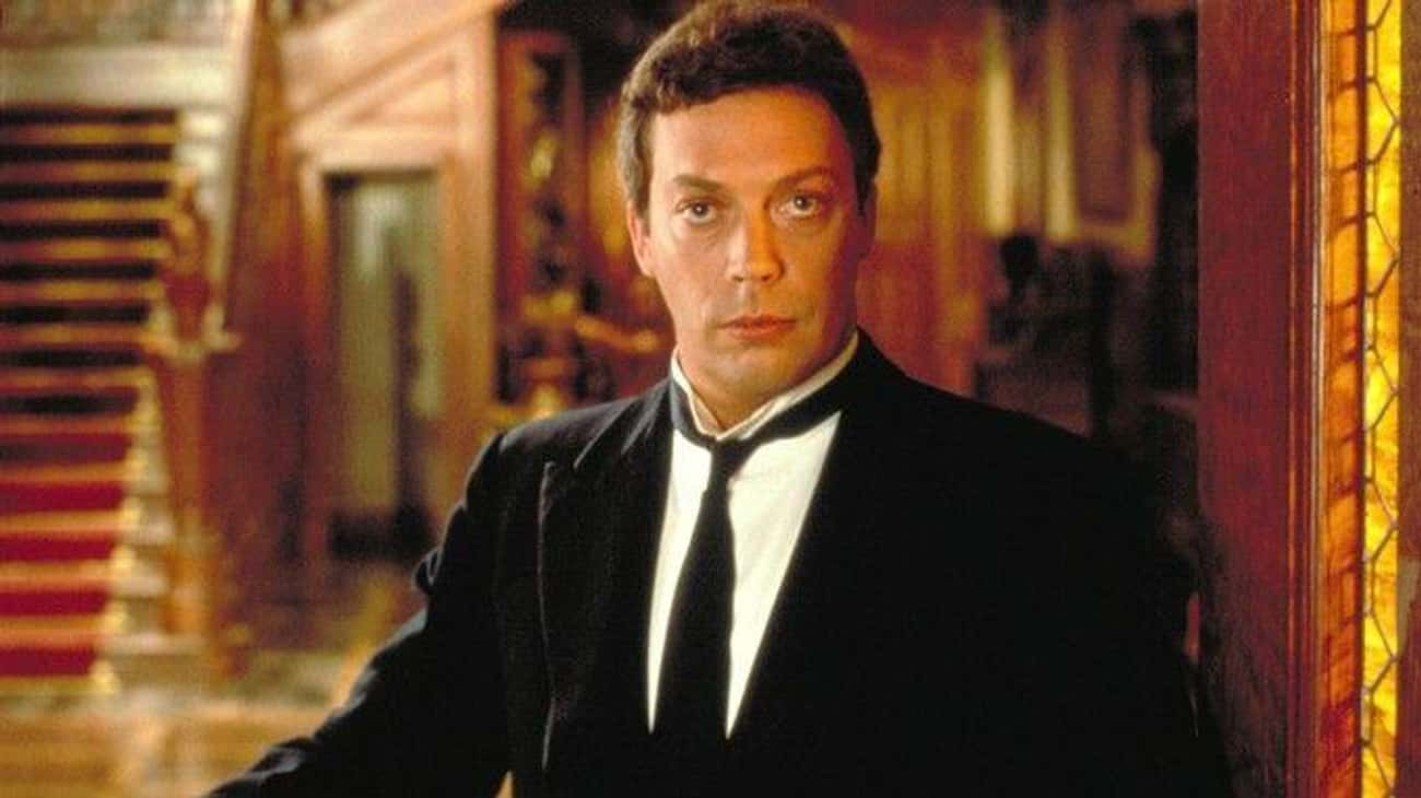 He Was Wadsworth In 'Clue' is listed (or ranked) 4 on the list Tim Curry Has Had An Even More Expansive Career Than Most 'Rocky Horror' Fans Realize