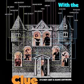 Clue is listed (or ranked) 23 on the list The Best Mystery Movies