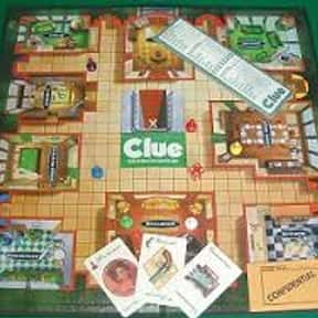 Clue is listed (or ranked) 4 on the list The Best Board Games for Parties