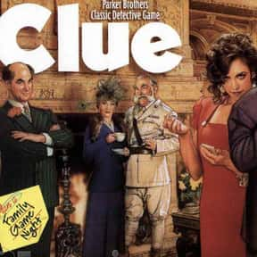 Clue is listed (or ranked) 12 on the list The Best Games for Kids