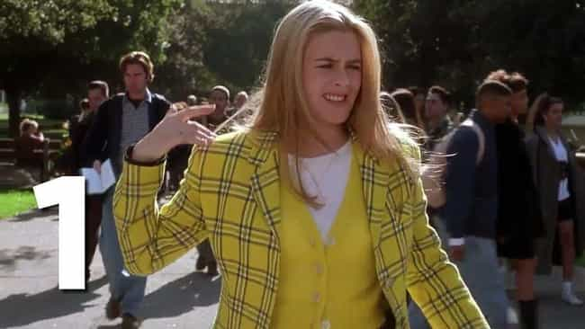 Clueless is listed (or ranked) 3 on the list The Most Memorable Teen Movie Quotes