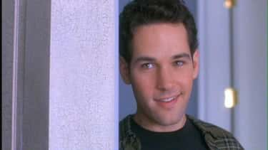 Clueless (1995) is listed (or ranked) 2 on the list Visual Proof Of How Paul Rudd Hasn't Aged In Decades