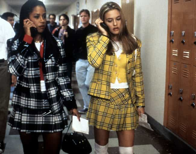 Clueless is listed (or ranked) 2 on the list '90s Movies That Totally Defined Teenage Girl Life