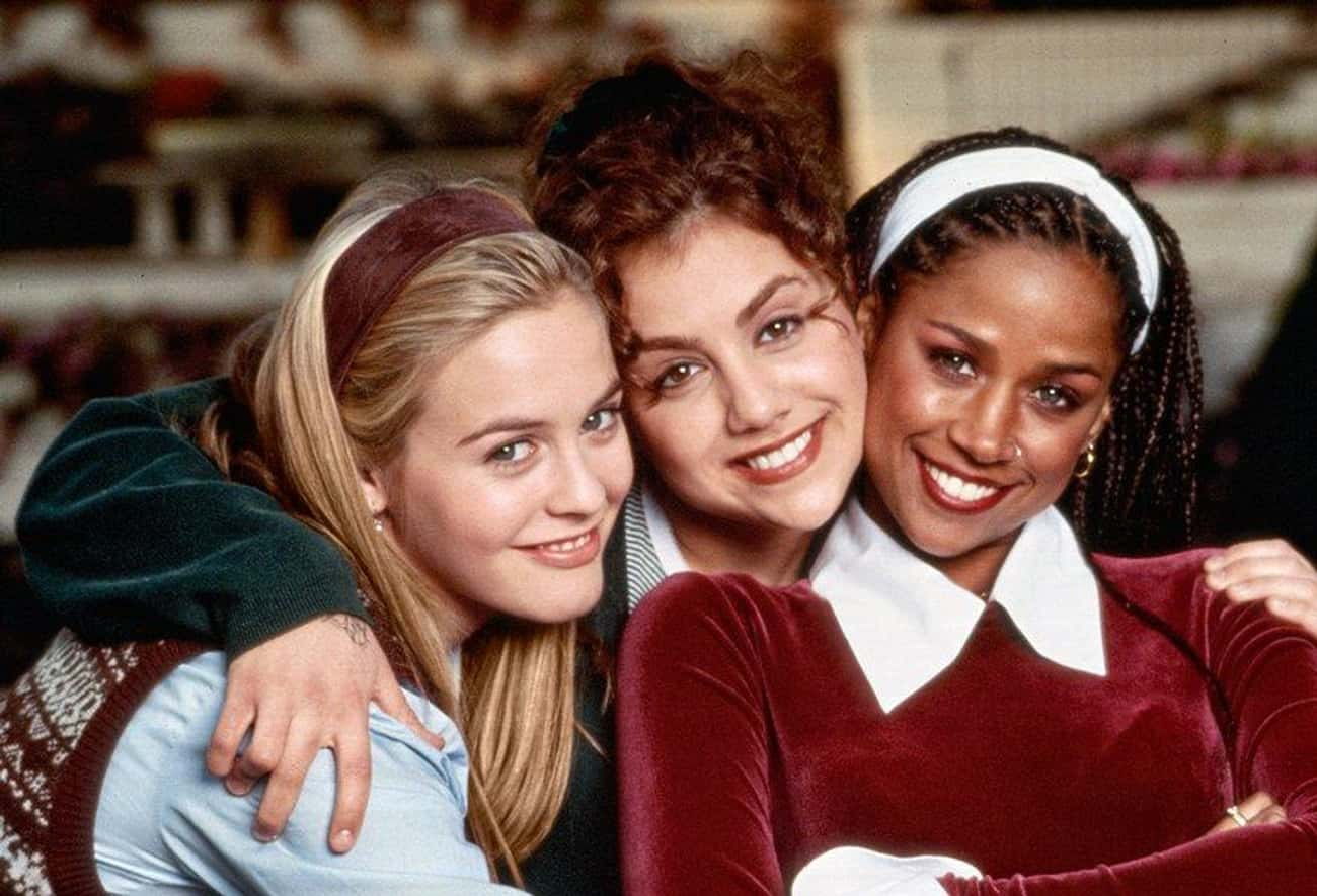 Cher, Dionne, and Tai is listed (or ranked) 4 on the list The Best Female Friendships in Film