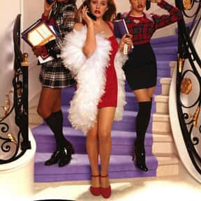 Clueless is listed (or ranked) 1 on the list The Best Movies About Teenage Girl Friendships