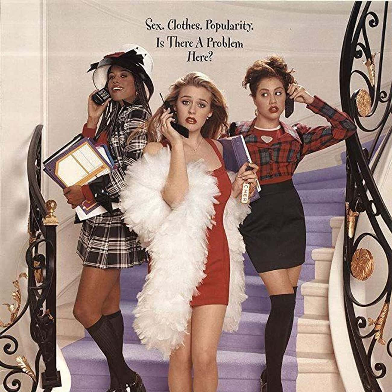 Clueless is listed (or ranked) 3 on the list The Funniest Teen Parody Movies, Ranked