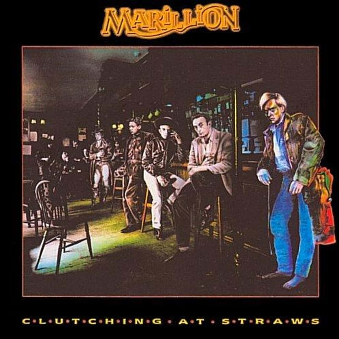 Clutching at Straws is listed (or ranked) 2 on the list The Best Marillion Albums of All Time