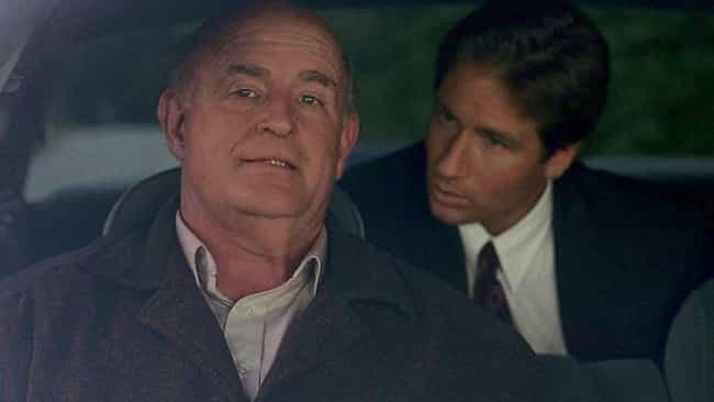 Clyde Bruckman's Final Repose is listed (or ranked) 3 on the list The Most Important Episodes Of 'The X-Files'