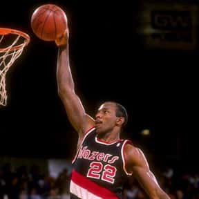 Clyde Drexler is listed (or ranked) 3 on the list The Best NBA Players from Louisiana