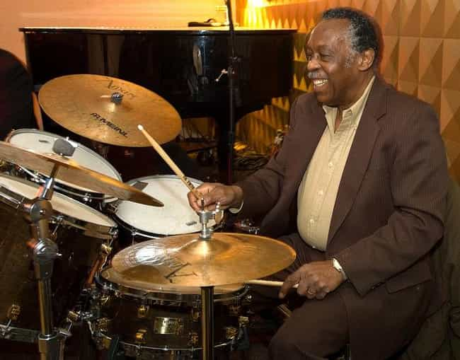 Clyde Stubblefield is listed (or ranked) 4 on the list The 25 Most Popular & Influential Black Drummers