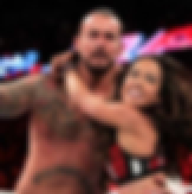 CM Punk is listed (or ranked) 1 on the list AJ Lee Loves and Hookups