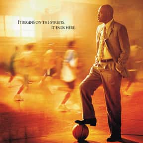 Coach Carter is listed (or ranked) 4 on the list The Most Inspirational Black Movies