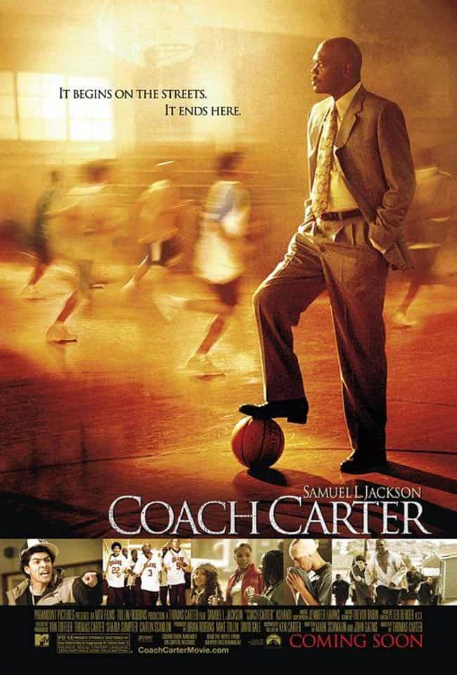 Coach Carter is listed (or ranked) 8 on the list What to Watch If You Love 'Ballers'