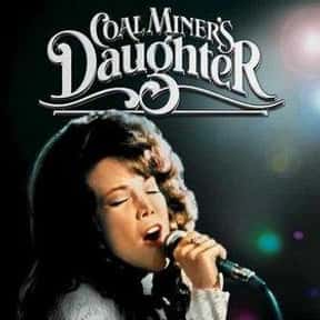Coal Miner's Daughter is listed (or ranked) 14 on the list The Very Best Biopics About Real People
