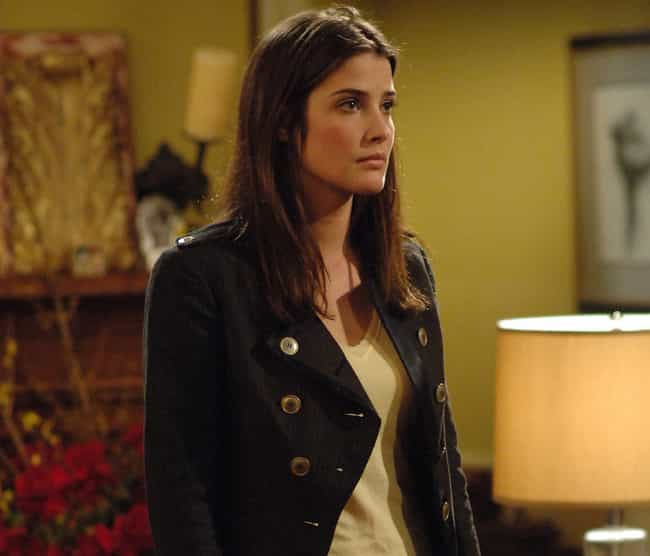 Cobie Smulders is listed (or ranked) 1 on the list The Hottest Girls Ted Mosby Ever Dated, Ranked