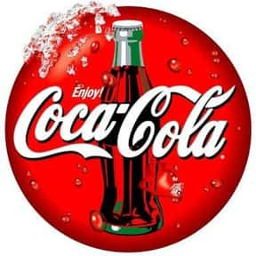 Coca-Cola is listed (or ranked) 2 on the list The Best Logos in the World