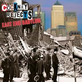 Cockney Rejects is listed (or ranked) 4 on the list The Best Street Punk Bands