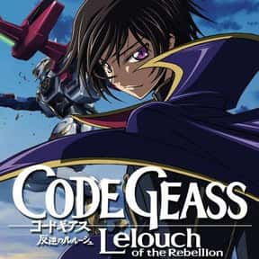 Code Geass: Lelouch of the Reb is listed (or ranked) 22 on the list The Best Anime Streaming on Netflix