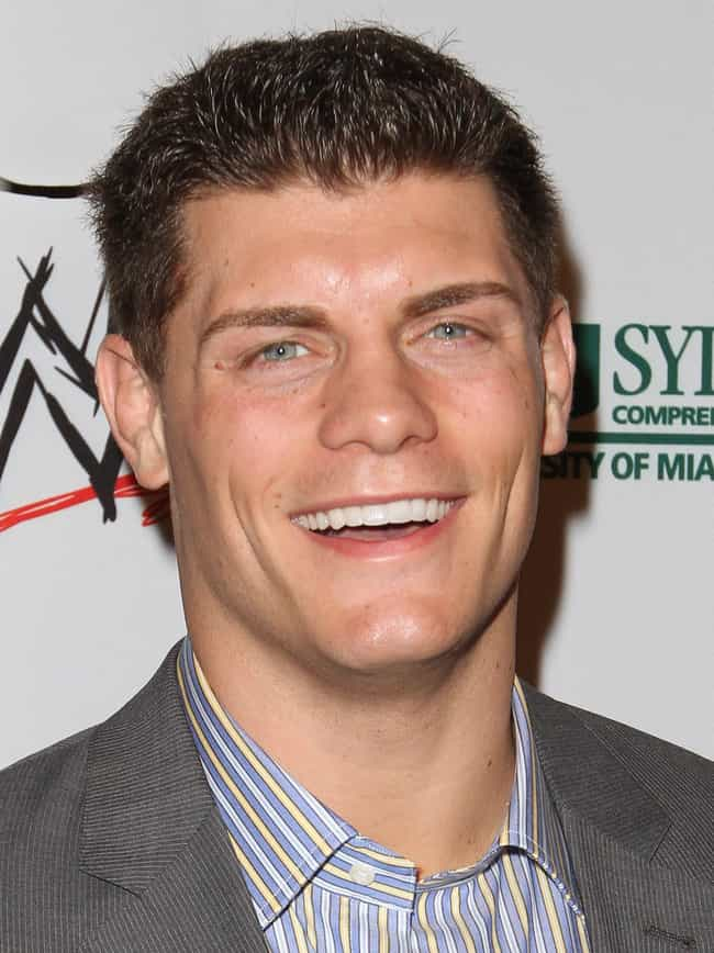 Cody Rhodes is listed (or ranked) 2 on the list Layla El Loves and Hookups