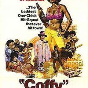 Coffy is listed (or ranked) 1 on the list The Best Pam Grier Movies